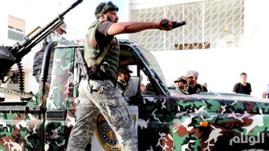 عملية انتحارية تحرق المؤسسة الوطنية للنفط الليبية