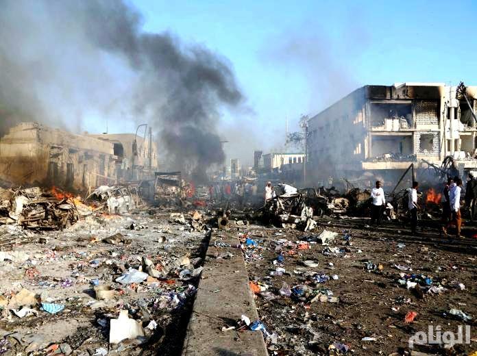 10 قتلى على الأقل في تفجيرات مقديشو
