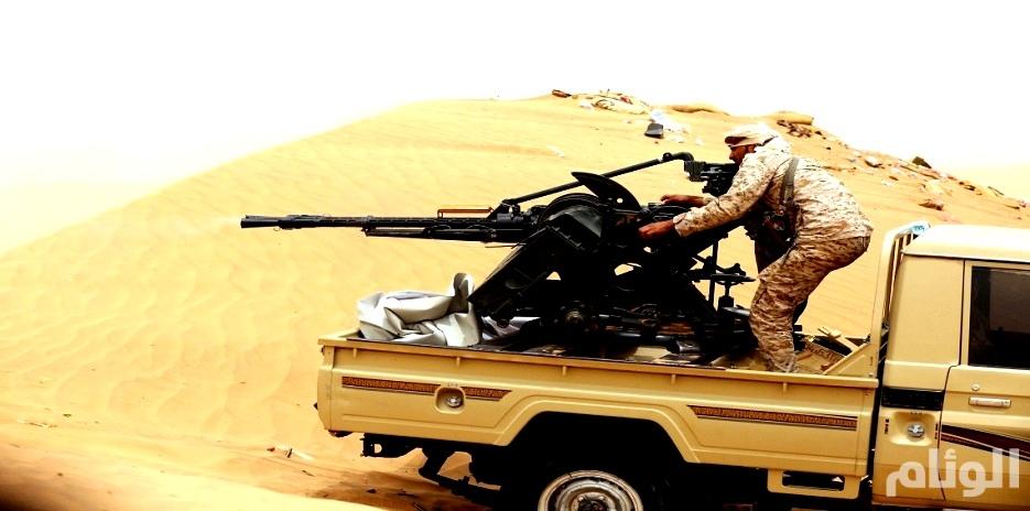 اليمن: هجمات مدفعية للجيش على مواقع مليشيا الحوثي