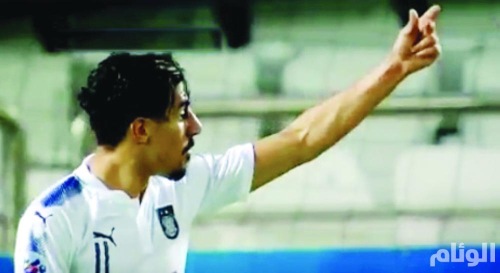الاتحاد السعودي يرفع قضية لاعب السد للفيفا