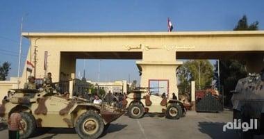 مصر: فتح معبر رفح أمام الفلسطينيين طوال شهر رمضان