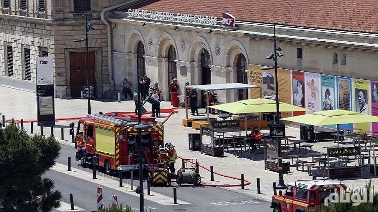 فرنسا .. ملثمون يطلقون النار على المارة في مرسيليا
