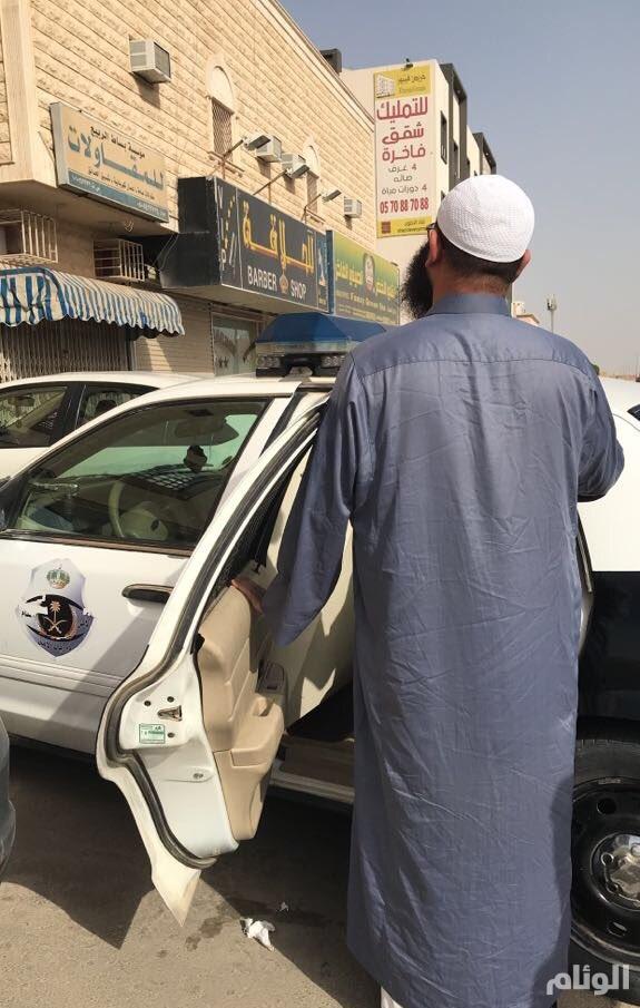 ضبط سائق وافد يدعي علاج الجلطات في الرياض