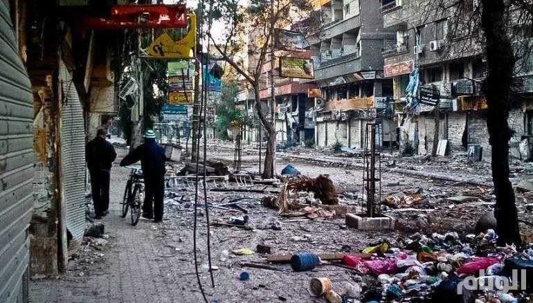جثث نساء وأطفال في أقبية مخيم اليرموك السوري