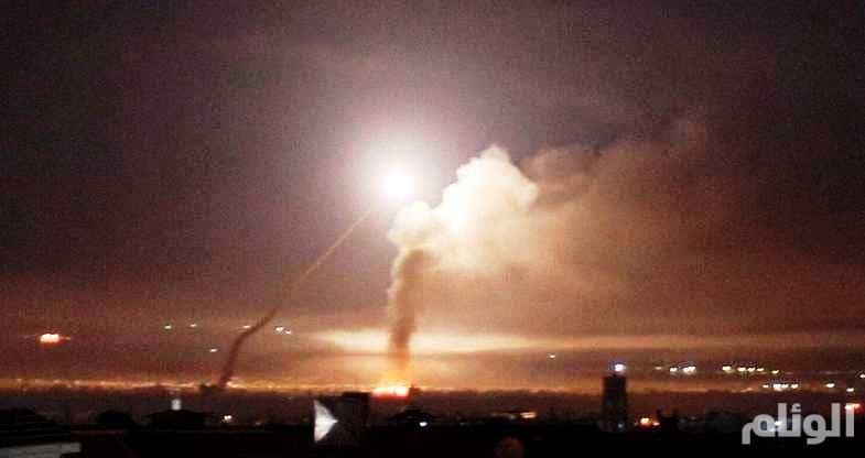 إسرائيل تقصف مواقع إيرانية داخل سوريا