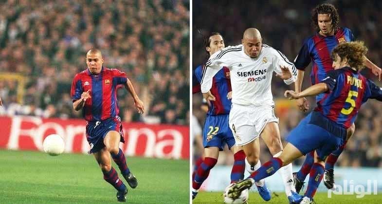بين ريال مدريد وبرشلونة.. تاريخ «الخونة الـ11»
