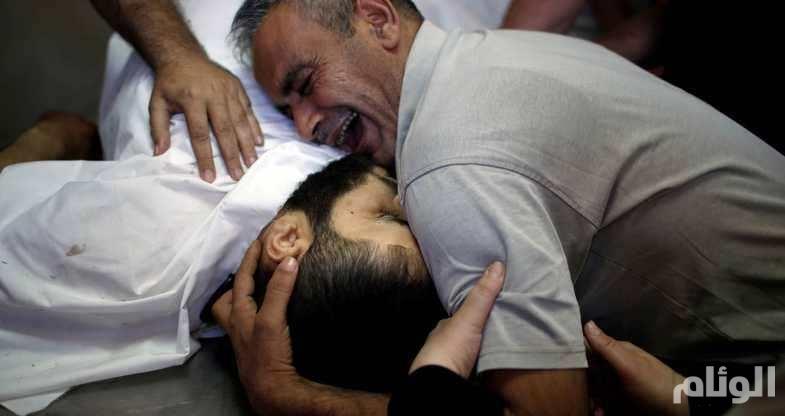 ارتفاع حصيلة ضحايا «مجزرة يوم النكبة» بفلسطين
