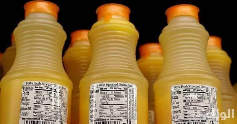 تحذير: عصير البرتقال يشكل خطرًا على الأطفال
