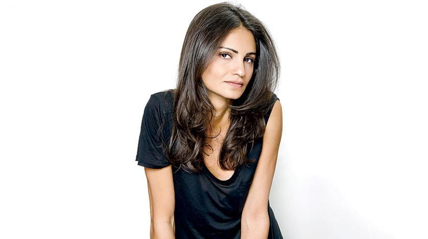 ممثلة سعودية في فيلم رعب أمريكي