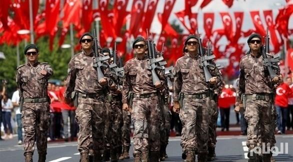 اعتقال «300» من ضباط الجيش التركي