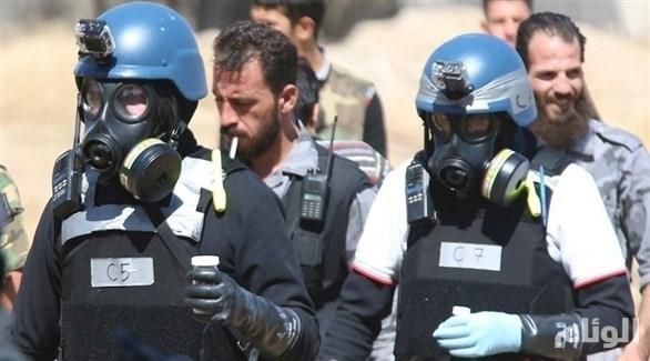 حظر الأسلحة الكيماوية: النظام إستخدمالكلور في إدلب السورية