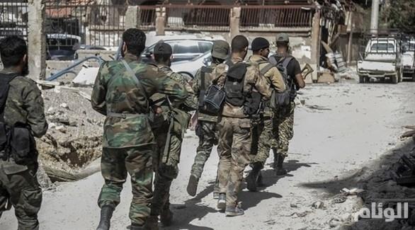 قوات النظام السوري تتكبد خسائر جسيمة