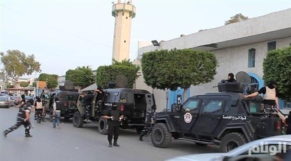ليبيا: القبض على خلية تابعة لنظام القذافي