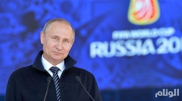«بوتين» يقص شريط المونديال بين السعودية وروسيا