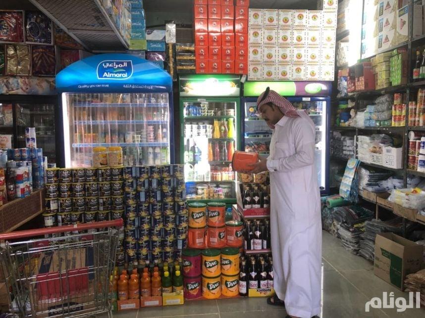 أمانة منطقة تبوك تغلق 34 منشأة.. والسبب!!