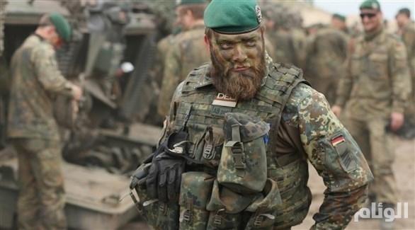 «113» متطرفاً في صفوف الجيش الألماني
