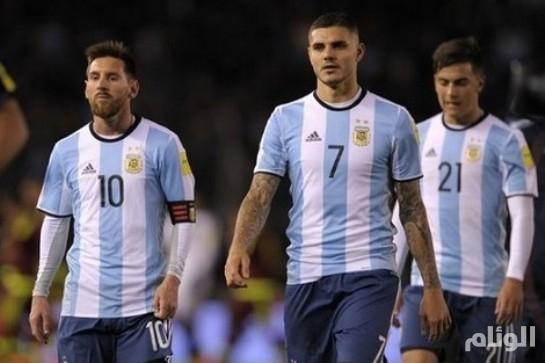 «ميسي» على رأس قائمة الأرجنتين المدججة بالنجوم