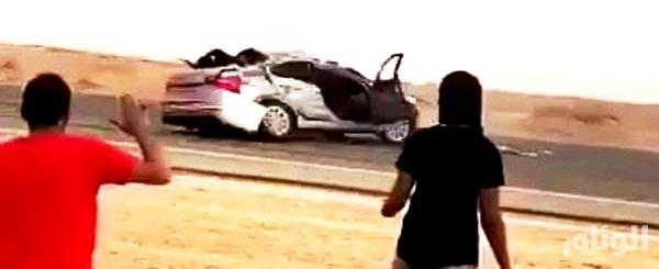 الموت يغيب ثالث ضحايا تفحيط «ملهم الرياض»