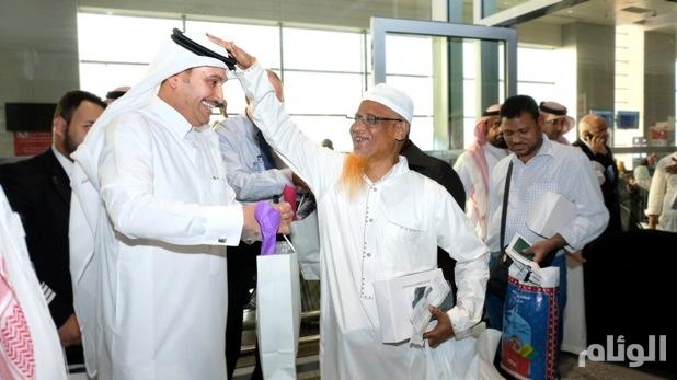 مغادرة رحلة «السعودية» إلى دكا بأقصى درجات العناية