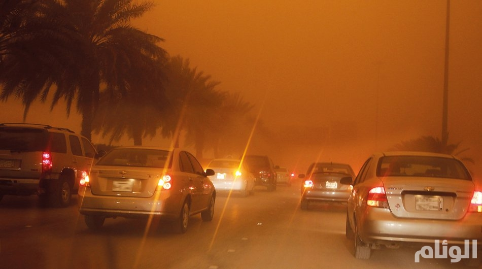 موجة غبار تجدد في «9» مناطق سعودية