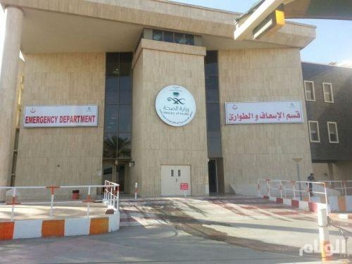 """مصرع وافد عماني وإصابة آخرين في حادث انقلاب """"باص"""" بالخرج"""