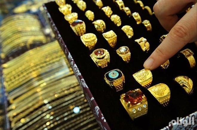 أسعار الذهب تتعافى بعد الانخفاض