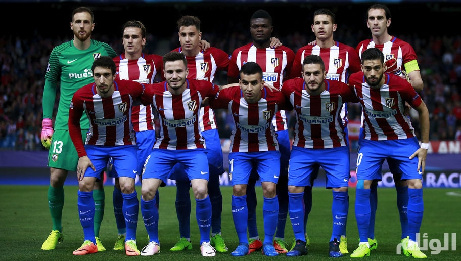 الريال يلتقي أتلتيكو مدريد غداً في كأس السوبر الأوروبي