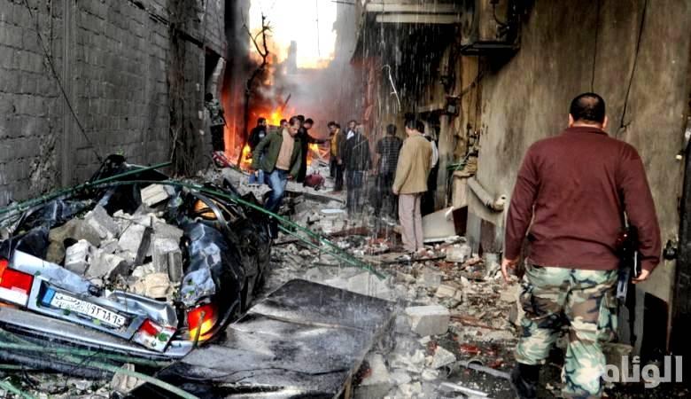 مقتل العشرات من سكان مخيم اليرموك برصاص قوات الأسد