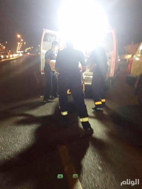 وفاة «4» أشخاص من عائلة واحدة في حادث مروري