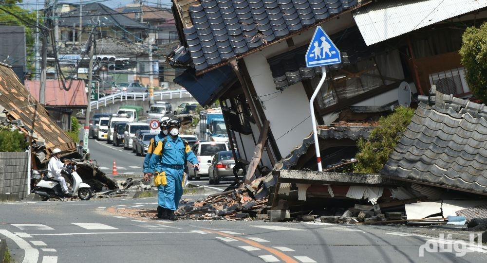 زلزال يضرب الفلبين.. ويجبر الآلاف على ترك منازلهم