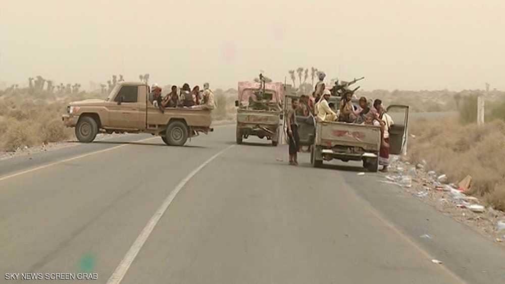 المقاومة اليمنية: الحوثيون أوقفوا الخدمات الأساسية واستولوا على منازل المدنيين في الحديدة