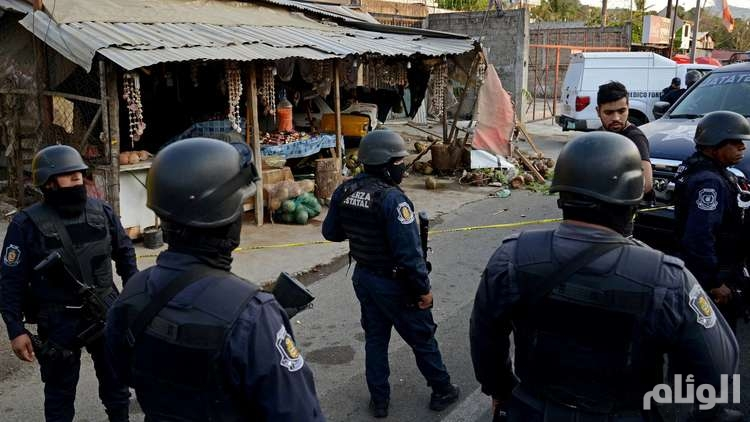 رغم الفرحة المونديالية.. المكسيك تشهد جريمة كروية مدوية