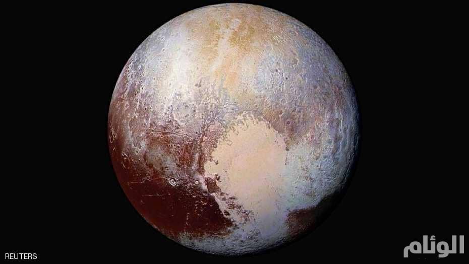 """في اكتشاف خطير .. كوكب بلوتو يفاجئ """"ناسا """""""