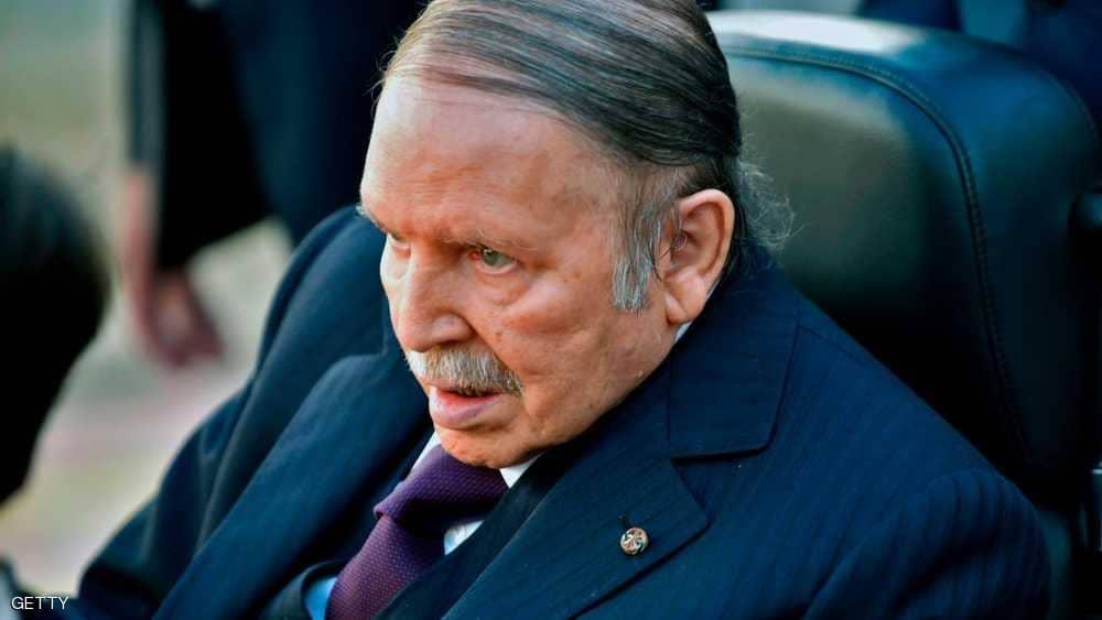 الرئيس الجزائري يعود لبلاده بعد رحلة علاجية