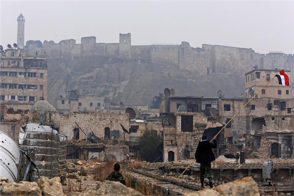 تقارير عن وقف للنار في جنوب سوريا