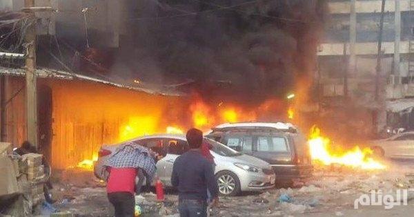 العبادي: حريق صناديق الاقتراع مخطط لضرب العراق