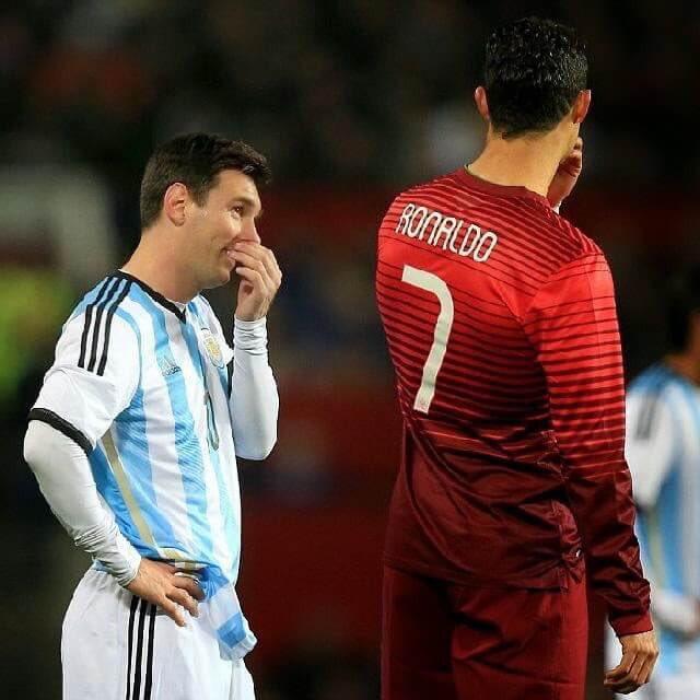 ميسي: ابني أخبرني أنهم سيقتلونني إذا عدت إلى الأرجنتين