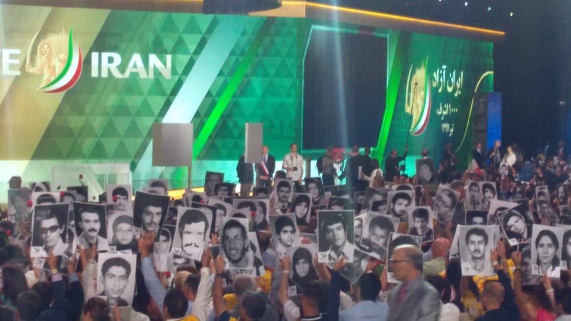 المقاومة الإيرانية تدعو لمحاسبة نظام الملالي و دعم الانتفاضة في مؤتمرها السنوي العام
