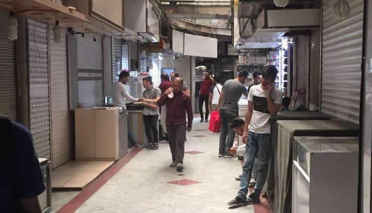 رغم التدابير القمعية.. إضرابات طهران تتواصل