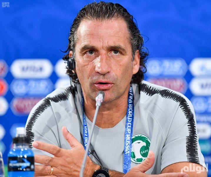 مدرب المنتخب: نستطيع الفوز على الأوروجواي