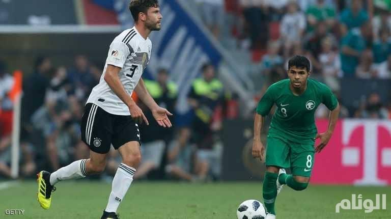 شاهد معلومات من المونديال… لاعبي السعودية ثاني أقصر منتخب