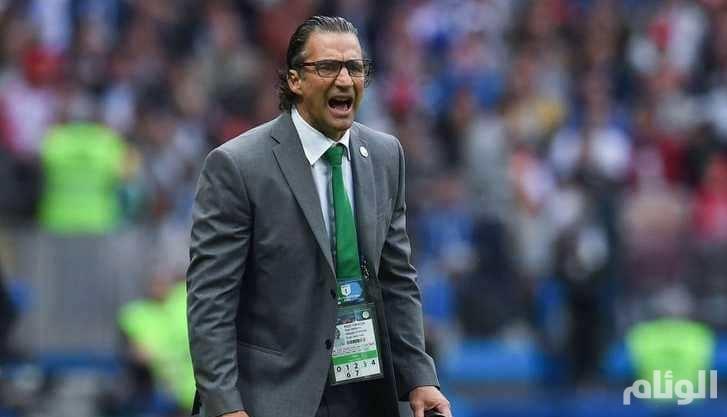تمديد عقد «بيتزي» مدرب المنتخب السعودي