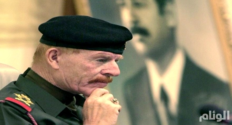 رغد صدام حسين: وفاة عزة الدوري شائعة