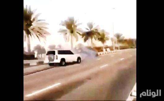 شرطة أبوظبي توقف «مفحطين» تسببوا بوفاة شاب دهساً