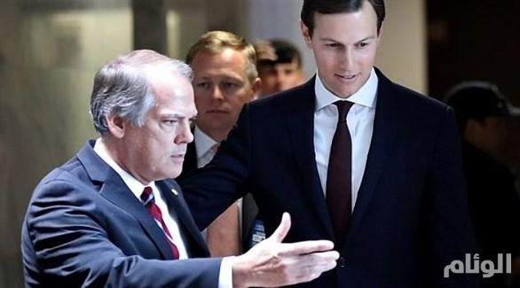 توقيف موظف بـ«الشيوخ» الأمريكي على خلفية تسريبات
