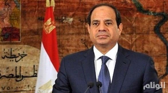 السيسي يطالب اللاعبين بتحقيق أحلام الشعب المصري في المونديال