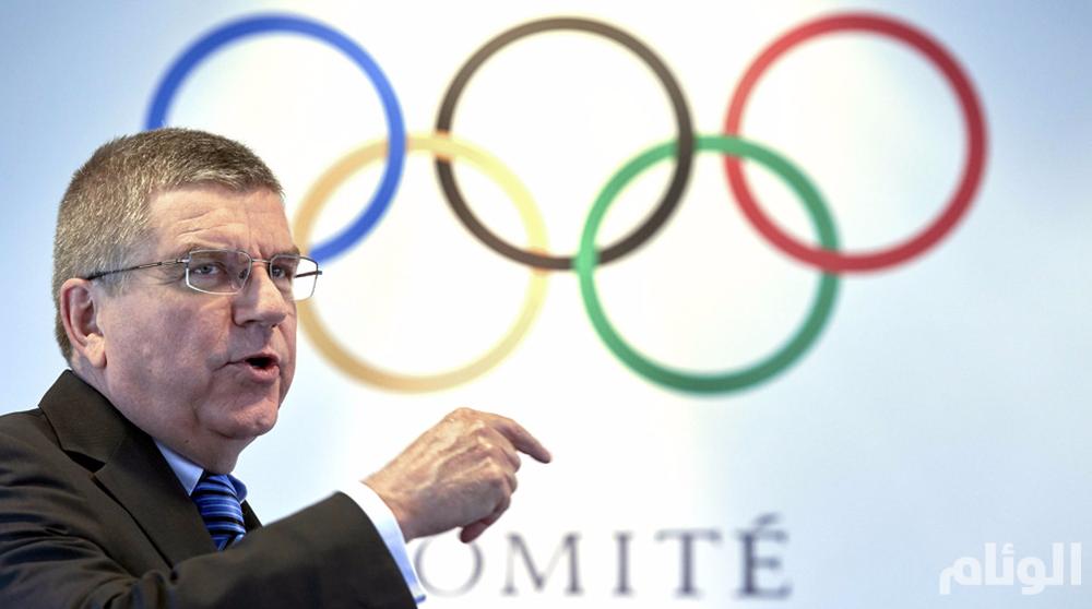 توماس باخ: هل يستغل «بوتين» كأس العالم لتحقيق أهداف سياسية؟