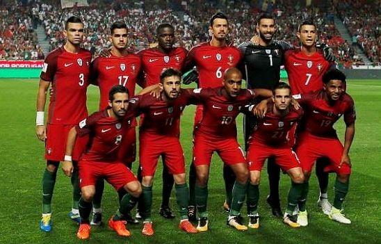 مونديال روسيا: الأوروجواي تواجه البرتغال في دور الـ«16»