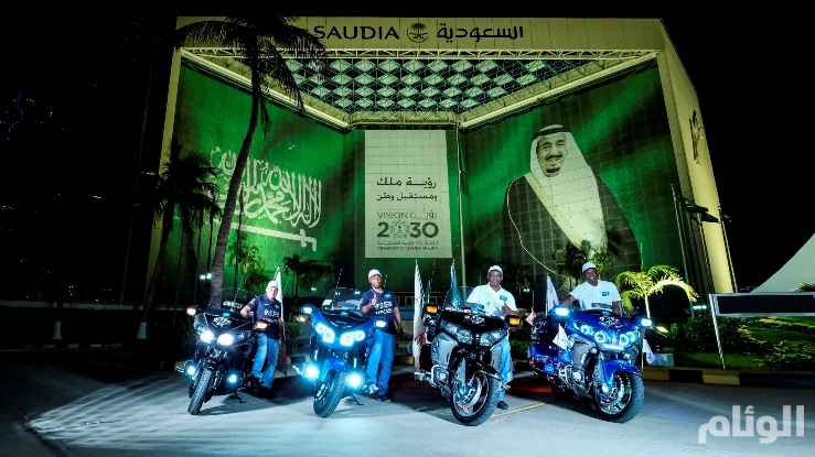 «السعودية» تدعم مبادرة الرحالة السعوديين المساندة للمنتخب في المونديال