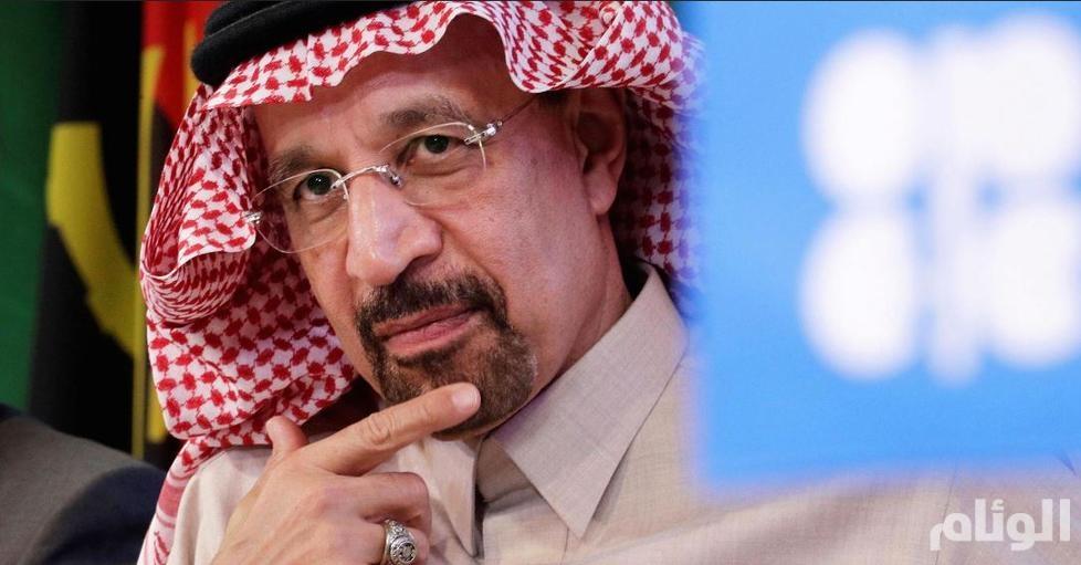 وزير الطاقة السعودي يتوقع تباطوء انتاج النفط في أمريكا